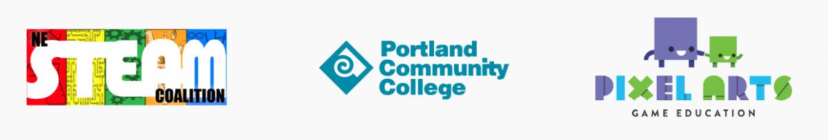 NE STEAM, Portland Community College, Pixel Arts Game Education